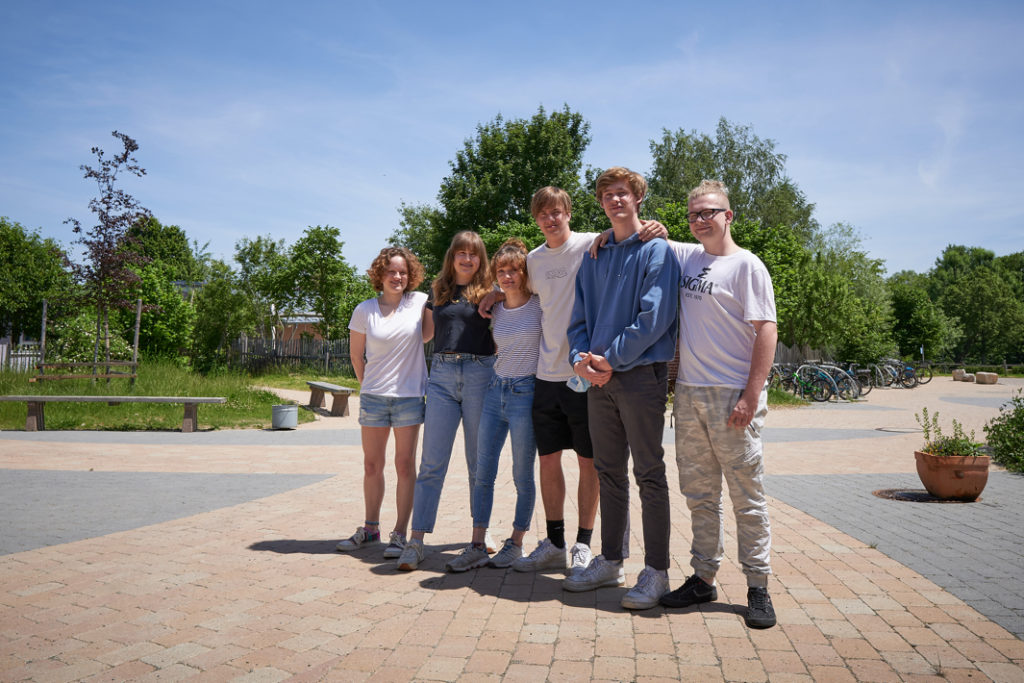 Abiturienten Freie Waldorfschule Biberach 2021